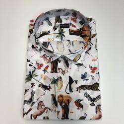 Сорочка NICOLO ANGI короткий рукав